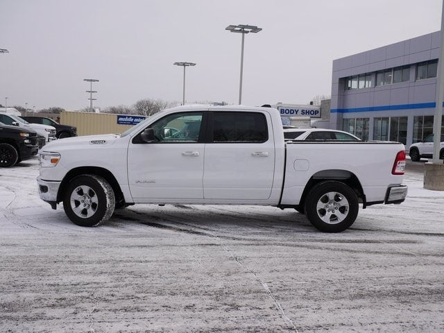 Used 2019 RAM Ram 1500 Pickup Big Horn/Lone Star with VIN 1C6SRFFT2KN659780 for sale in Fridley, Minnesota