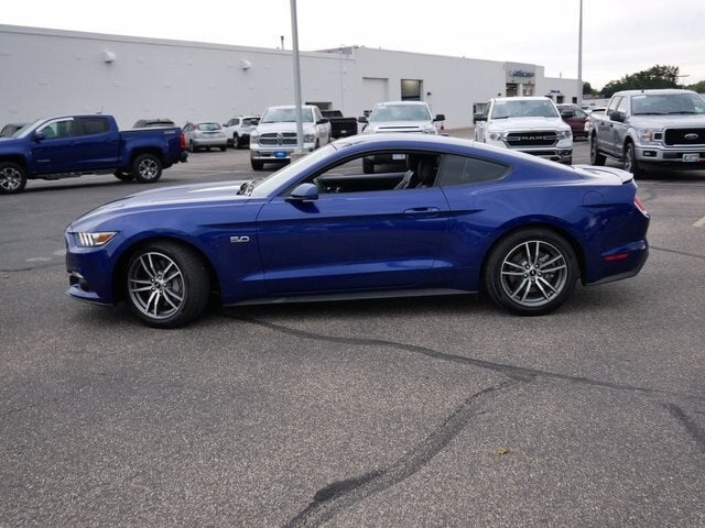 Used 2016 Ford Mustang GT with VIN 1FA6P8CF2G5225723 for sale in Fridley, Minnesota