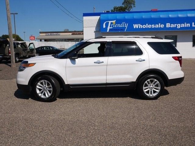 Used 2013 Ford Explorer XLT with VIN 1FM5K8D82DGB83859 for sale in Fridley, Minnesota