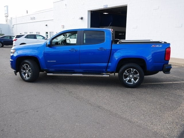 Used 2020 Chevrolet Colorado Z71 with VIN 1GCGTDEN5L1201053 for sale in Fridley, Minnesota