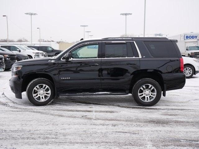 Used 2018 Chevrolet Tahoe LT with VIN 1GNSKBKC7JR379136 for sale in Fridley, Minnesota