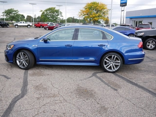 Used 2017 Volkswagen Passat R-Line with VIN 1VWDT7A30HC012120 for sale in Fridley, Minnesota