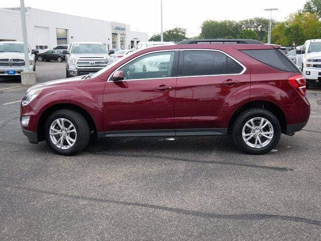 Used 2017 Chevrolet Equinox LT with VIN 2GNALCEK4H1588287 for sale in Fridley, Minnesota
