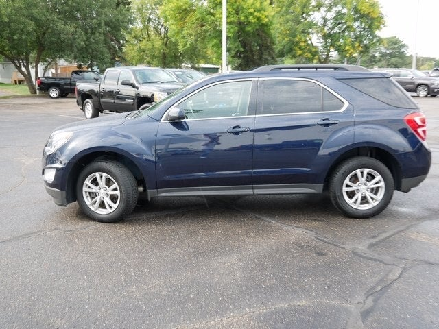 Used 2017 Chevrolet Equinox LT with VIN 2GNALCEK5H1517163 for sale in Fridley, Minnesota