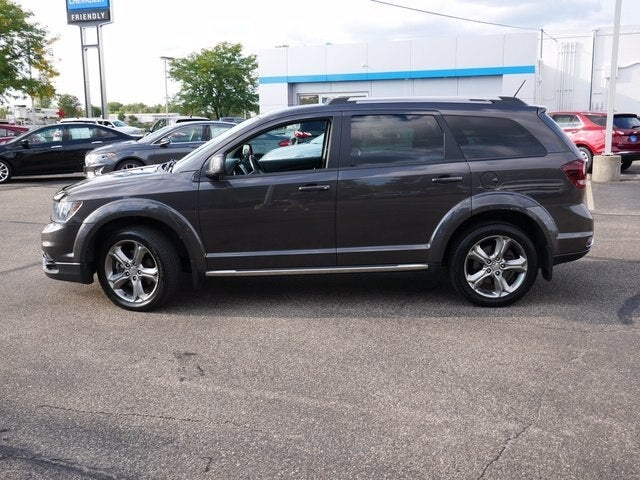 Used 2016 Dodge Journey CrossRoad Plus with VIN 3C4PDDGG1GT165050 for sale in Fridley, Minnesota