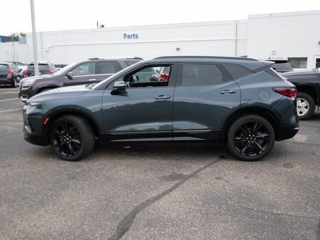Used 2019 Chevrolet Blazer RS with VIN 3GNKBJRS3KS650795 for sale in Fridley, Minnesota