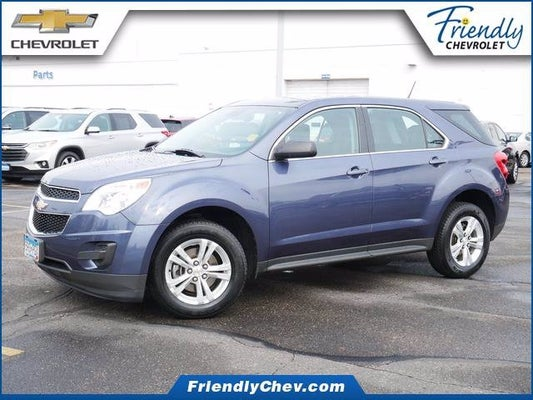 2014 Chevrolet Equinox Ls Fridley Mn Minneapolis St Paul Monticello Minnesota 2gnalaek1e6359357